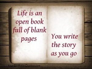 Quotes-about-life-open-book-blank-pages-story-890x667